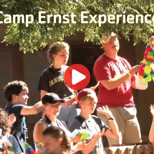 Camp Ernst Experience Video